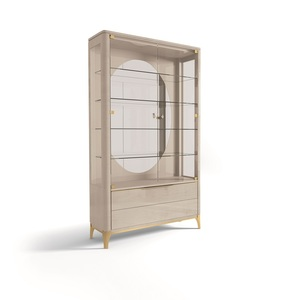 Thumbnail of Hurtado - Soho Display Cabinet with Wooden Front