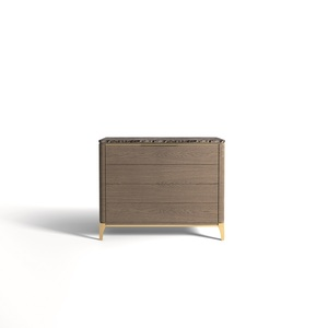 Thumbnail of Hurtado - Soho Chest with Wooden Top & Wooden Front