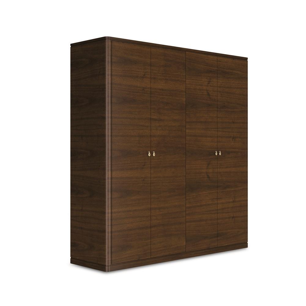 Hurtado - Soho Four Door Wardrobe