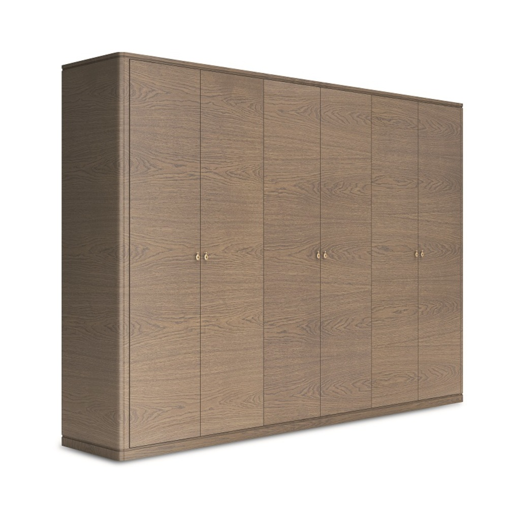 Hurtado - Soho Six Door Wardrobe