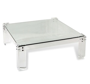 Thumbnail of Interlude Home - Gwenyth Square Cocktail Table