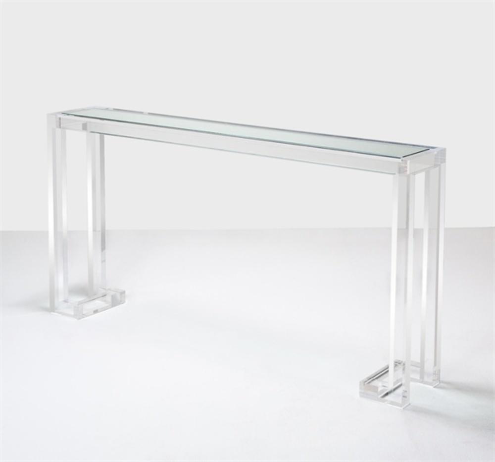 Interlude Home - Ava Sofa Table
