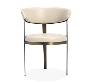 Thumbnail of Interlude Home - Adele Dining Chair, Cream
