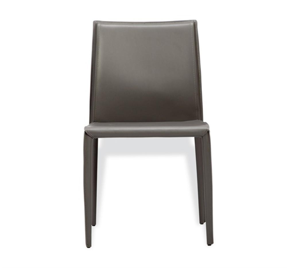 Interlude Home - Jada Dining Chair, Gray