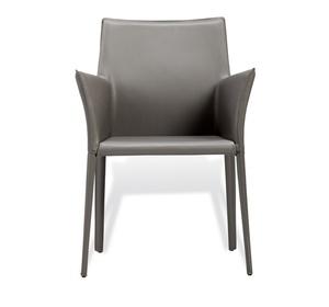 Thumbnail of Interlude Home - Jada Arm Chair, Gray