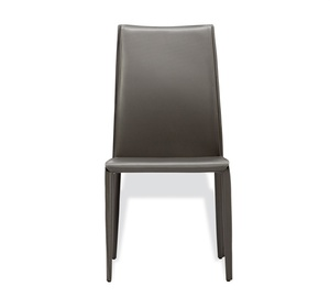 Thumbnail of Interlude Home - Jada High Back Dining Chair, Gray