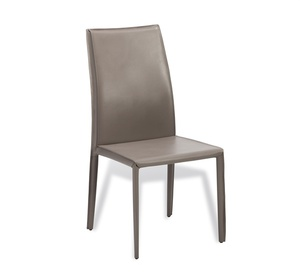 Thumbnail of Interlude Home - Jada High Back Dining Chair, Taupe