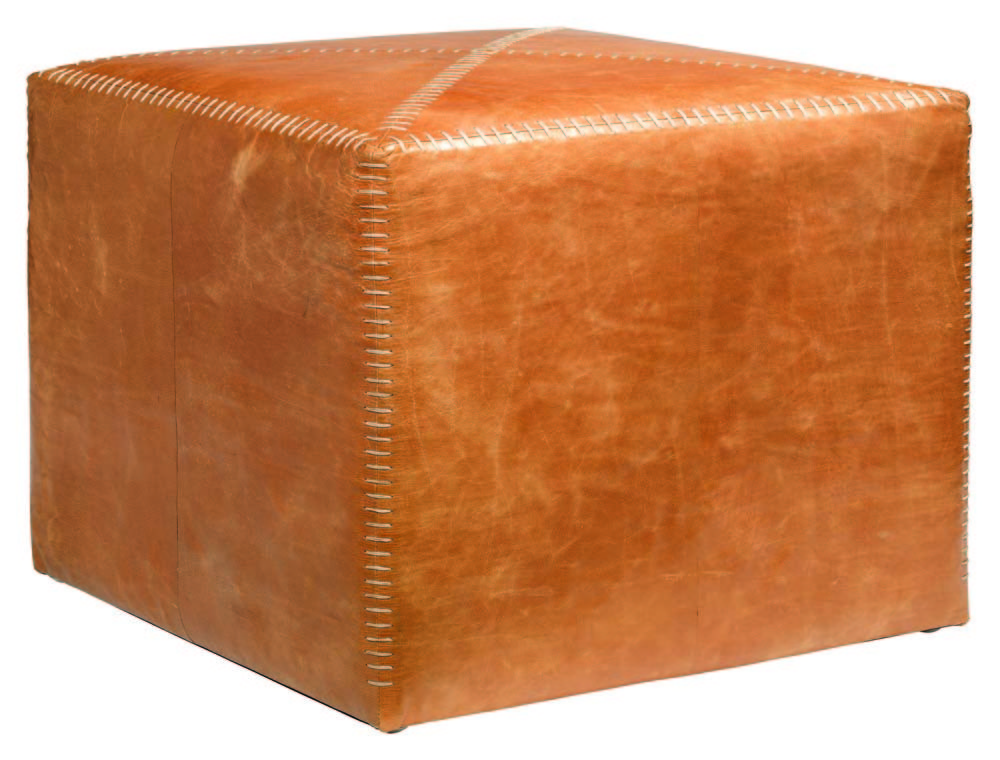 Jamie Young - Large Ottoman