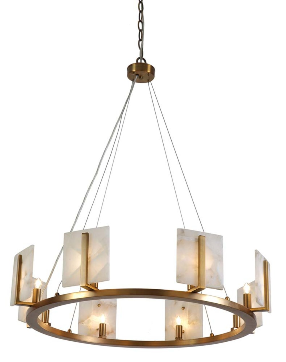 Jamie Young - Halo Chandelier