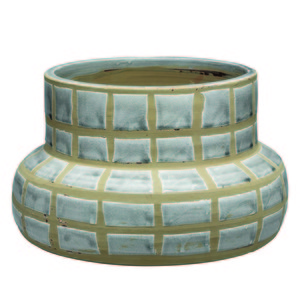 Thumbnail of Jamie Young - Grid Ceramic Vase