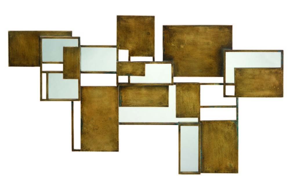 Jamie Young - Optic Wall Art Mirror