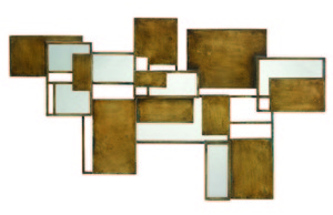Thumbnail of Jamie Young - Optic Wall Art Mirror