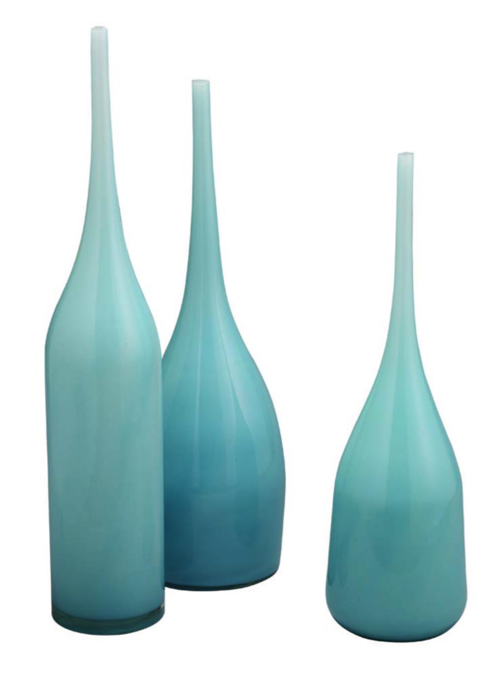 Jamie Young - Pixie Decorative Vases, Set/3