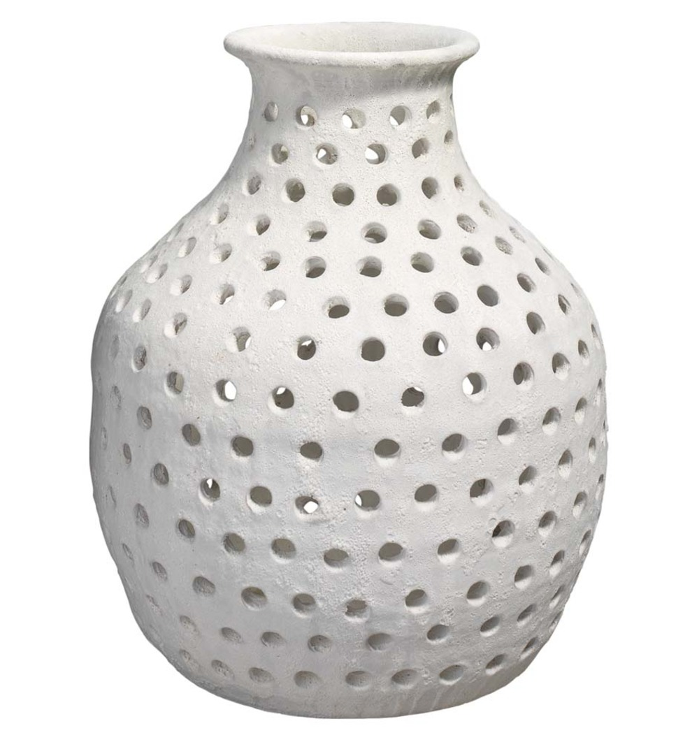 Jamie Young - Small Porous Vase