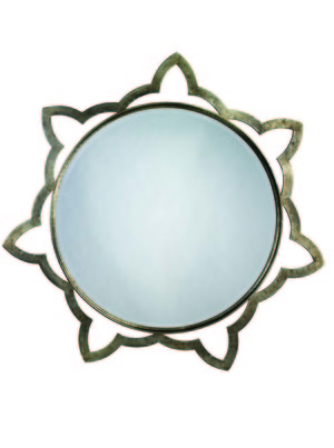 Thumbnail of Jamie Young - Large Sante Mirror