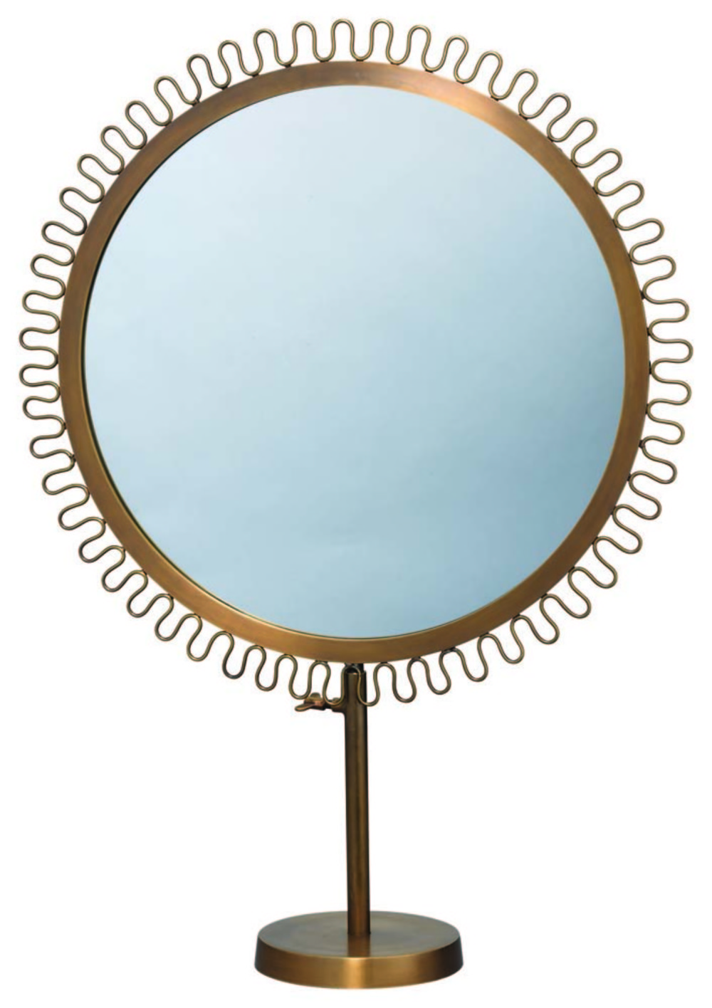 Jamie Young - Sunburst Standing Mirror