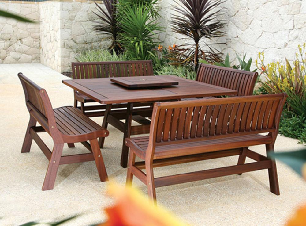 Jensen Leisure Furniture - Amber Backless Bench