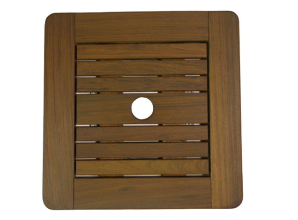 Jensen Leisure Furniture - Beechworth Square Lazy Susan