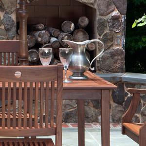 Thumbnail of Jensen Leisure Furniture - Rectangular Dining Table