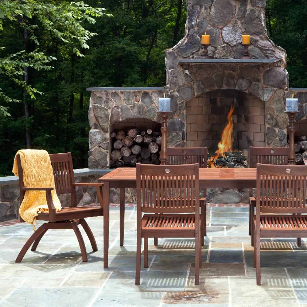 Jensen Leisure Furniture - Rectangular Dining Table