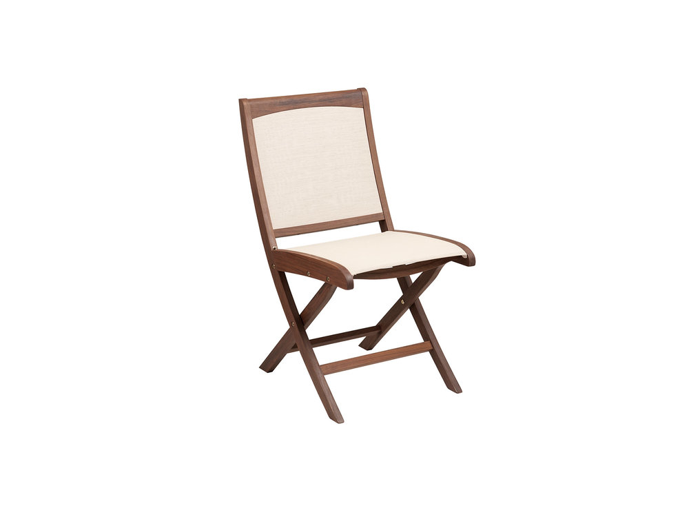 Jensen Leisure Furniture - Folding Sling Side Chair