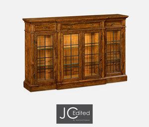 Thumbnail of Jonathan Charles - Four Door China Display Cabinet