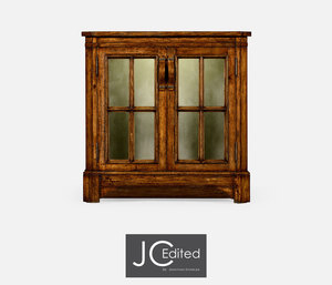 Thumbnail of Jonathan Charles - Plank Country Walnut Low Bookcase
