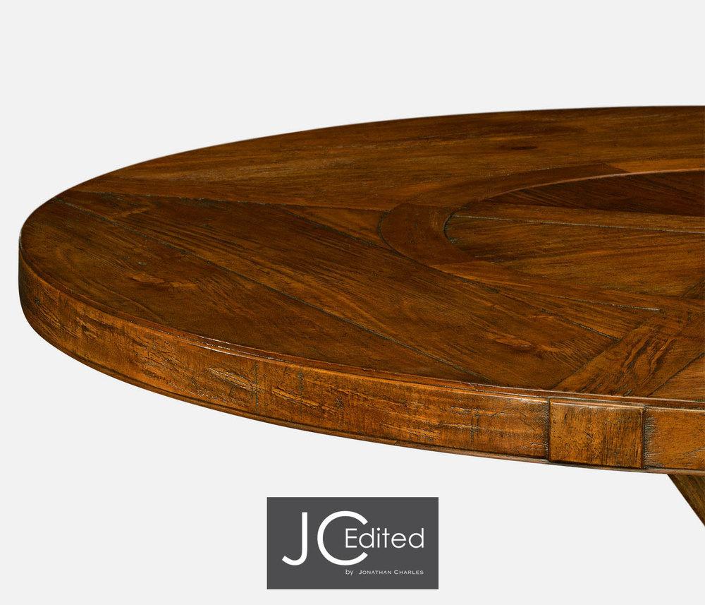 Jonathan Charles - Circular Dining Table