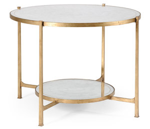 Thumbnail of Jonathan Charles - Transitional Gilded Centre Table