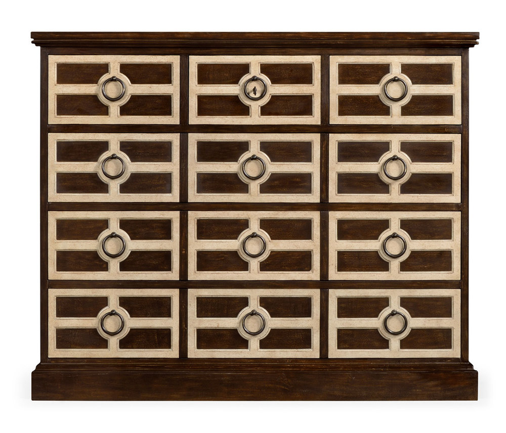 Jonathan Charles - Midmoor Chest of Drawers