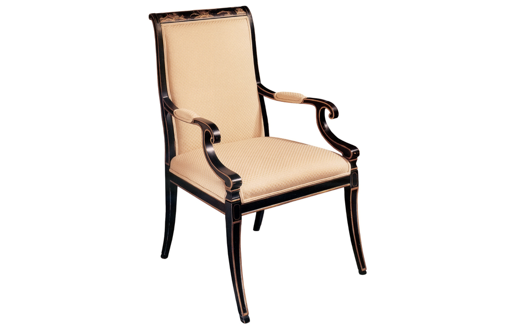 Karges Furniture - Regency Arm Chair