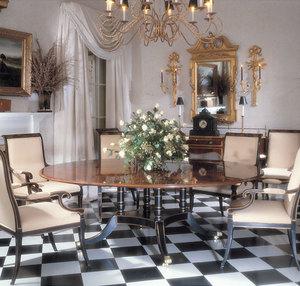 Thumbnail of Karges Furniture - Regency Arm Chair