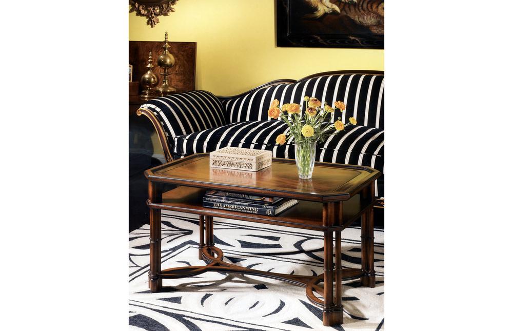 Karges Furniture - George III Coffee Table