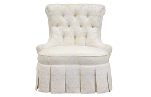Thumbnail of Karges Furniture - Chaise a Capucine Fully Upholstered Chair