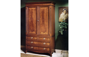 Thumbnail of Karges Furniture - 18th Century American Linen Press