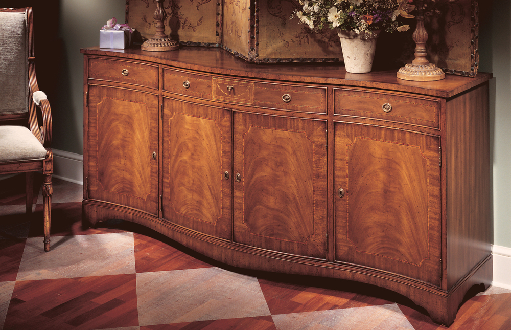 Karges Furniture - Hepplewhite Buffet