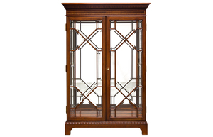 Thumbnail of Karges Furniture - American Chippendale Petite Curio