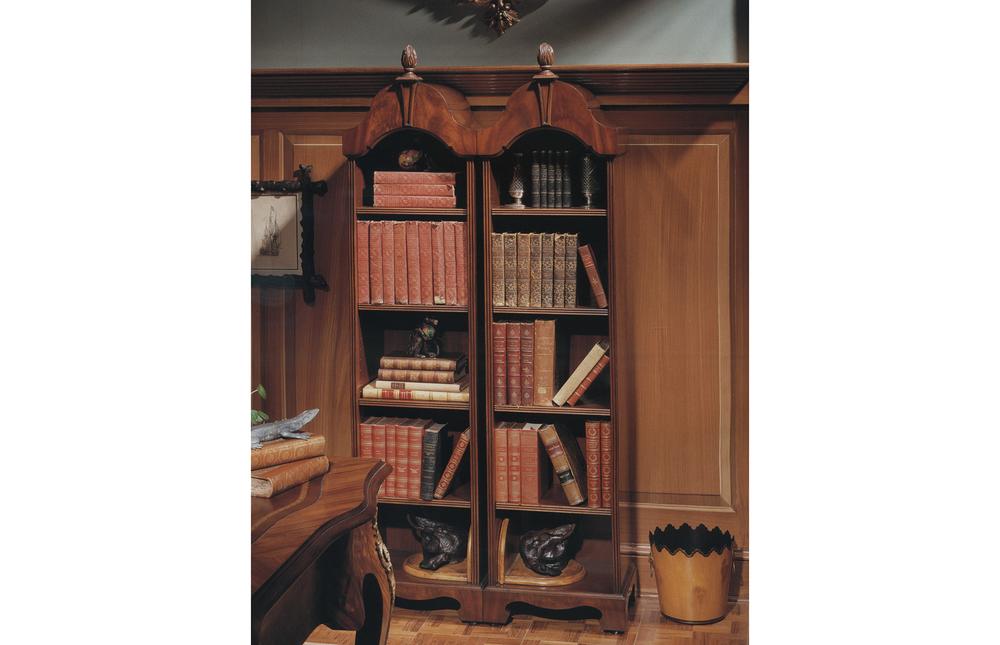 Karges Furniture - Georgian Bunching Bookcase