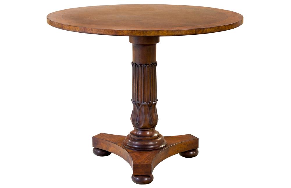Karges Furniture - Regency Lamp Table