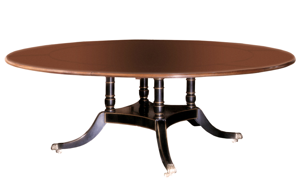 Karges Furniture - Regency Dining Table