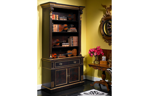 Thumbnail of Karges Furniture - Georgian Mahogany Bookcase