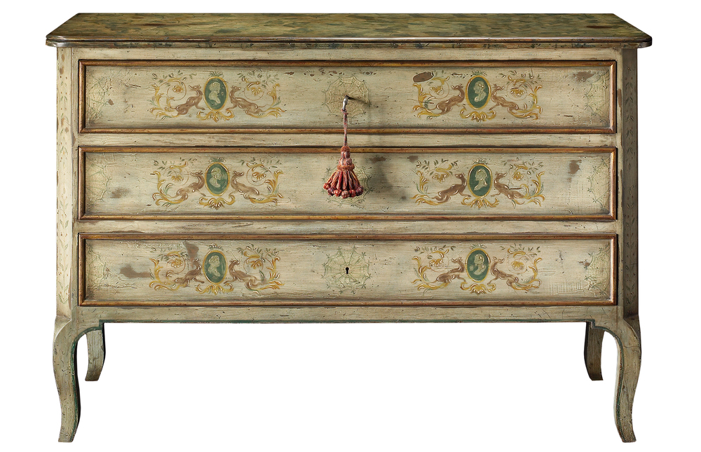 Karges Furniture - Country French Transitional Chest