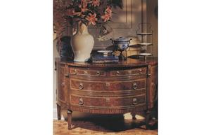 Thumbnail of Karges Furniture - Louis XVI Demilune Buffet