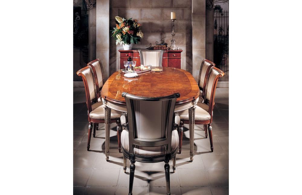 Karges Furniture - Louis XVI Dining Table