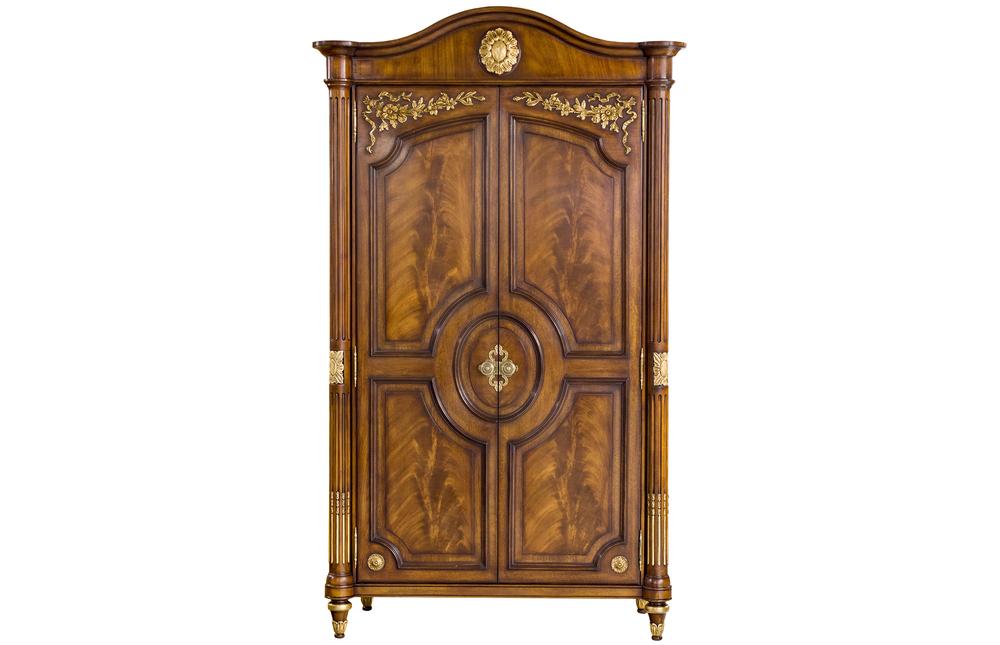 Karges Furniture - Louis XVI Armoire