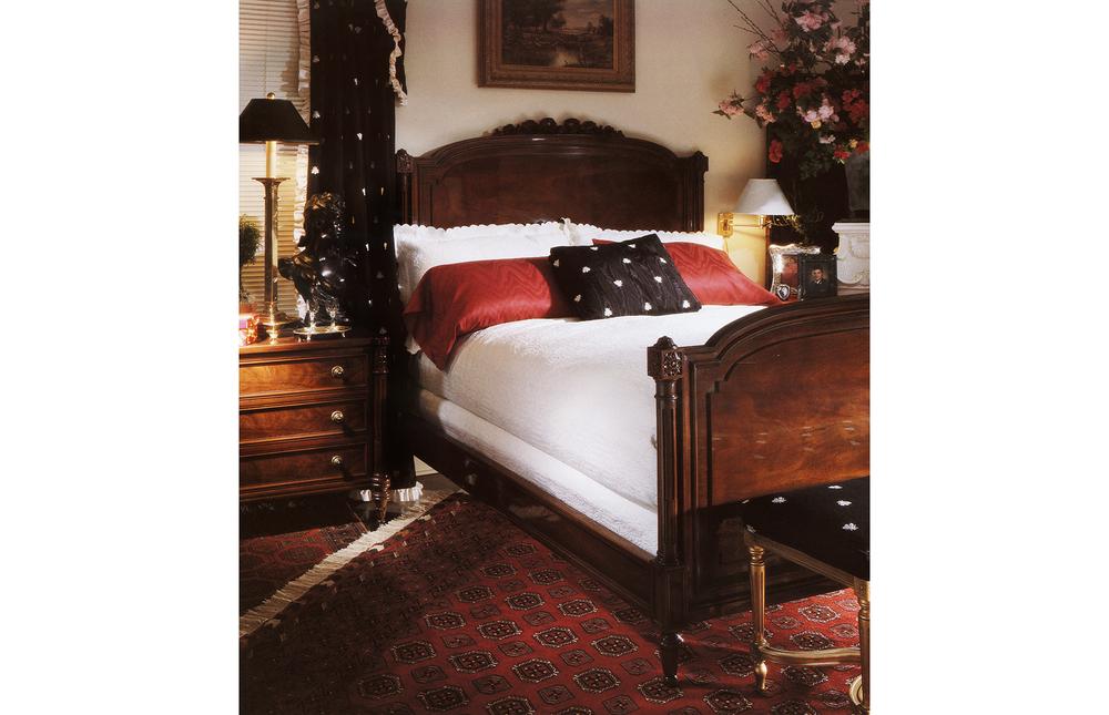 Karges Furniture - Louis XVI Bed