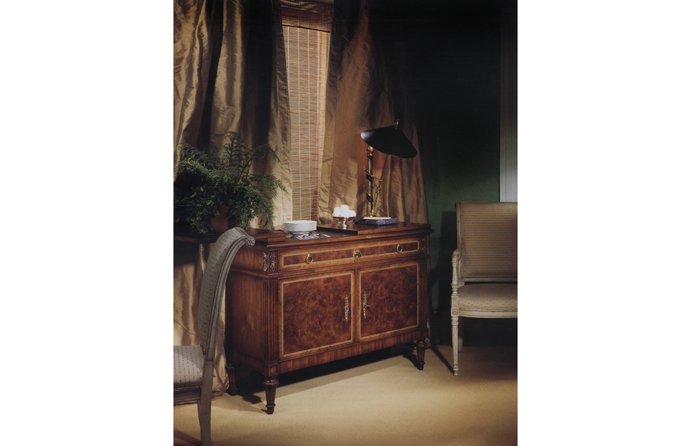 Karges Furniture - Louis XVI Flip Top Server