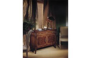 Thumbnail of Karges Furniture - Louis XVI Flip Top Server