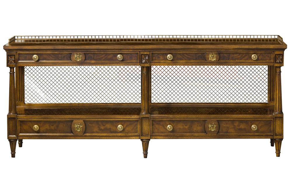 Karges Furniture - Louis XVI Server Table