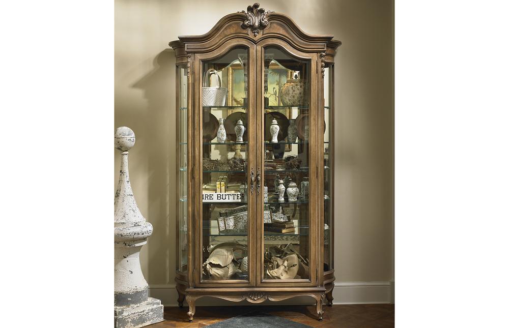 Karges Furniture - Louis XV Curio